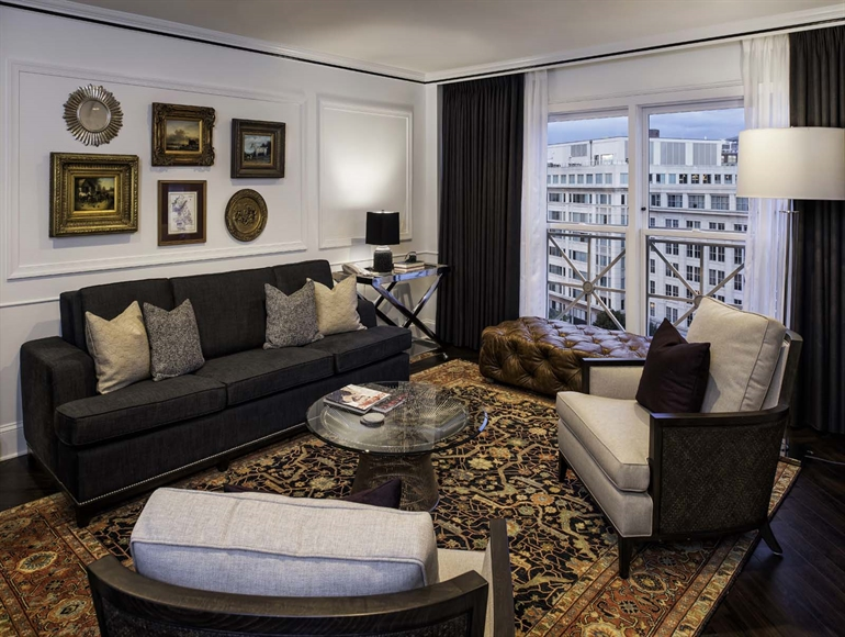 The Congressional Penthouse Suite