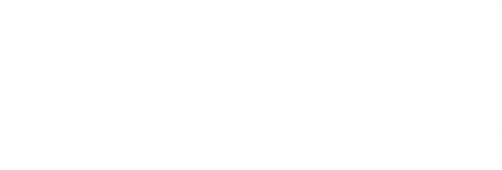Logo for Historic Hotels of America
